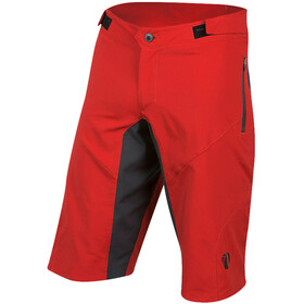 PEARL iZUMi Summit Pantalones cortos Shell Hombre, torch red